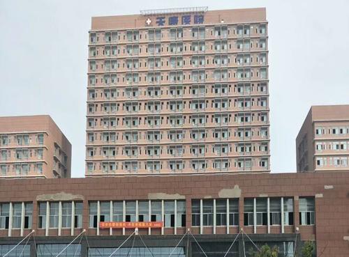 安徽滁州天康醫院項目完工