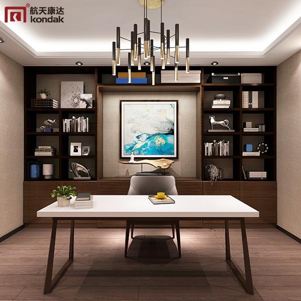 E0级环保板材-现代时尚书柜CG005