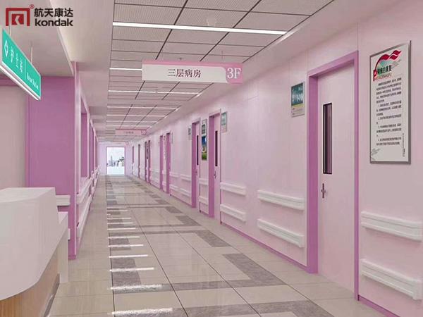 妇产科医院病房门