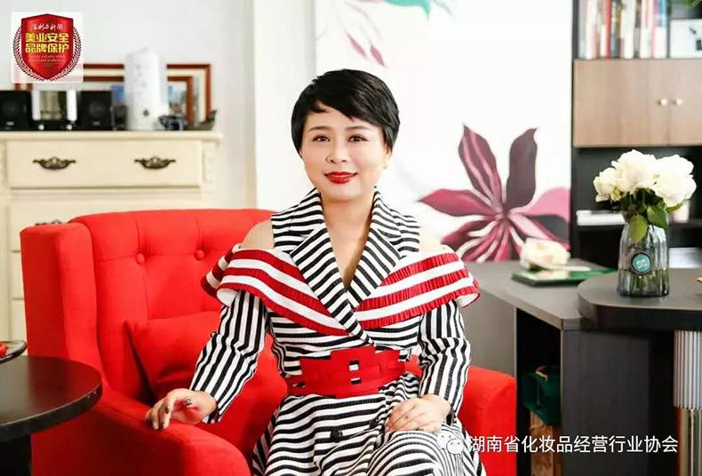 媒体报道︱协会副会长:夏杨时尚教育创始人夏杨: 踏踏实实传道受业 兢兢业业打造健康之美