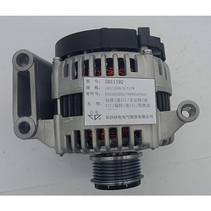 福特發電機6C1T10300BA,6C1T10300BB,6C1T10300BC,1404791,1581843