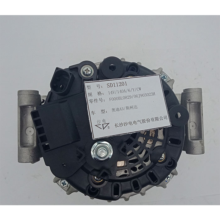 奥迪A3发电机06J903023G,F000BL0803,SD11201