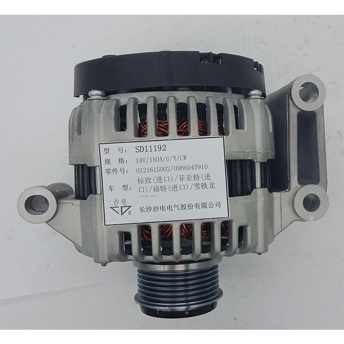 标志发电机0986047910,0125711059,5705EA,SD11192,LRA02977