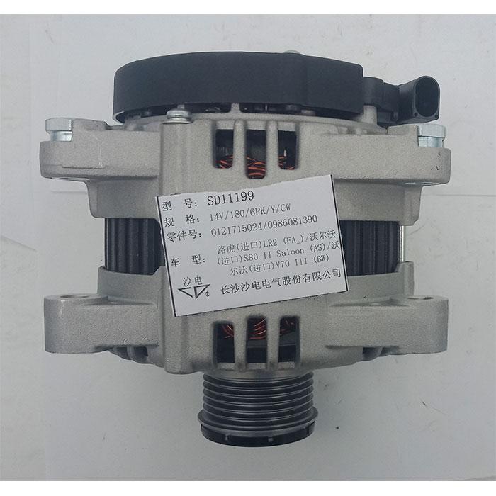 Land Rover alternator 0121715024 LR001200