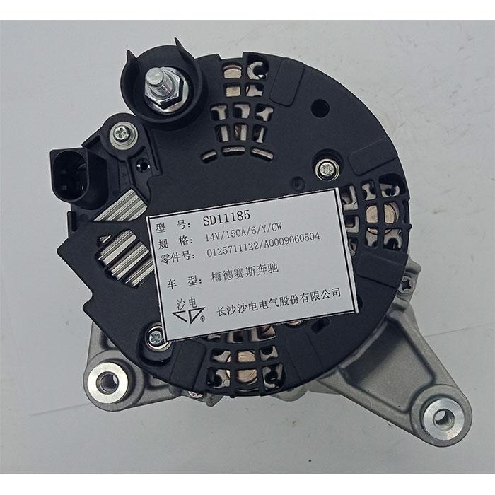 Benz alternator 0125711122 A0009060504