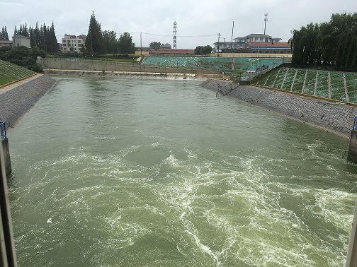 石梁河水電站自動化系統