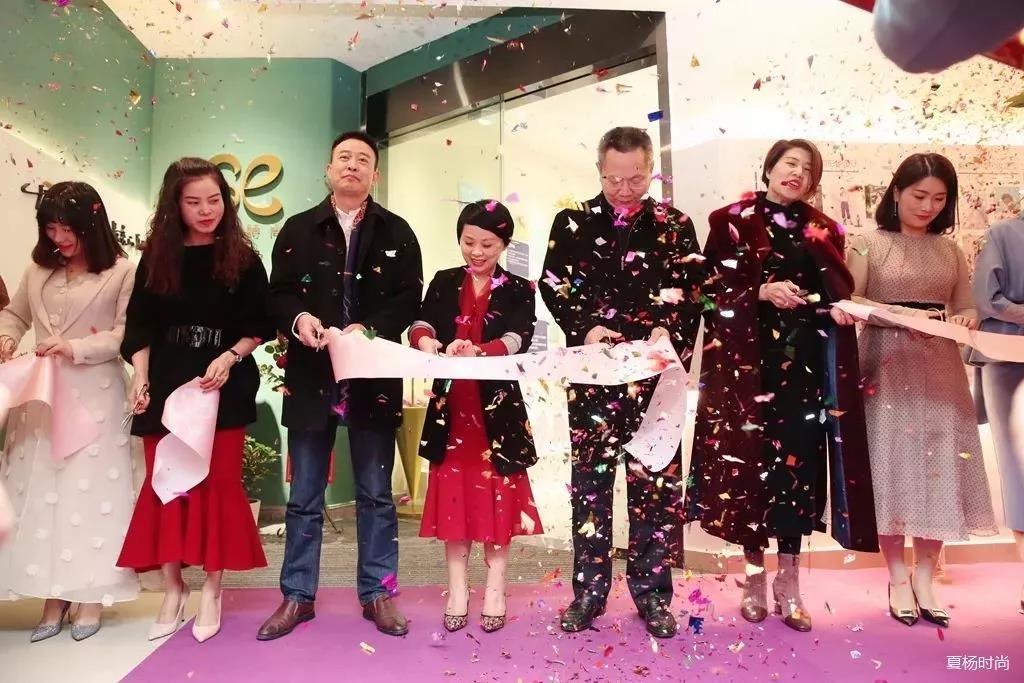 【集团新闻】2018年12月7日夏杨时尚星沙校区开业典礼圆满结束