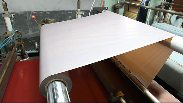 热转印工艺初步图