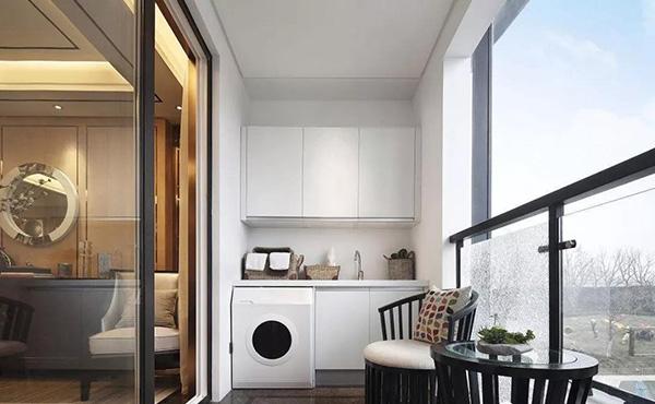 """家里储存已满?如何巧妙利用阳台让空间""""瘦身"""""""