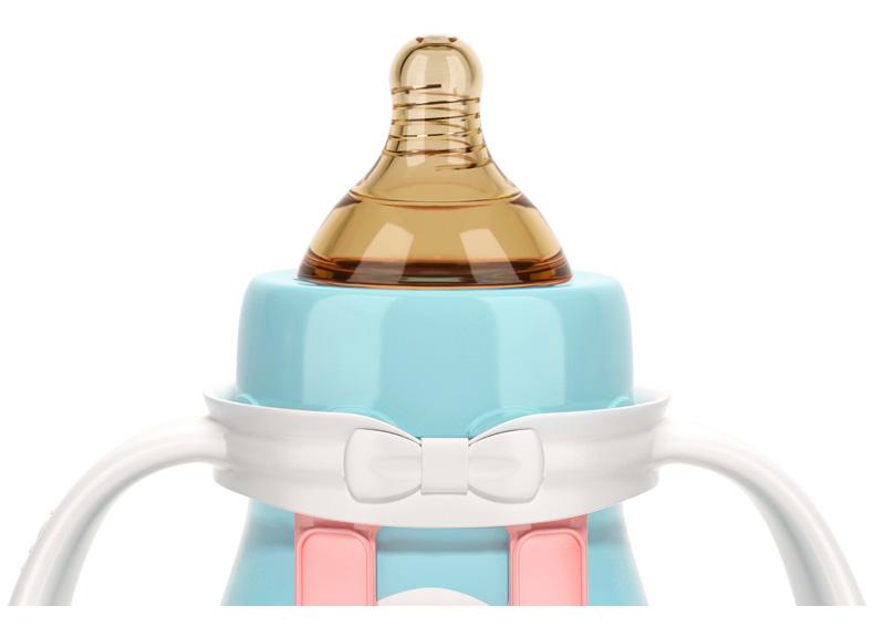 新手妈妈不会选择奶瓶,宝降育婴师教您轻松应对