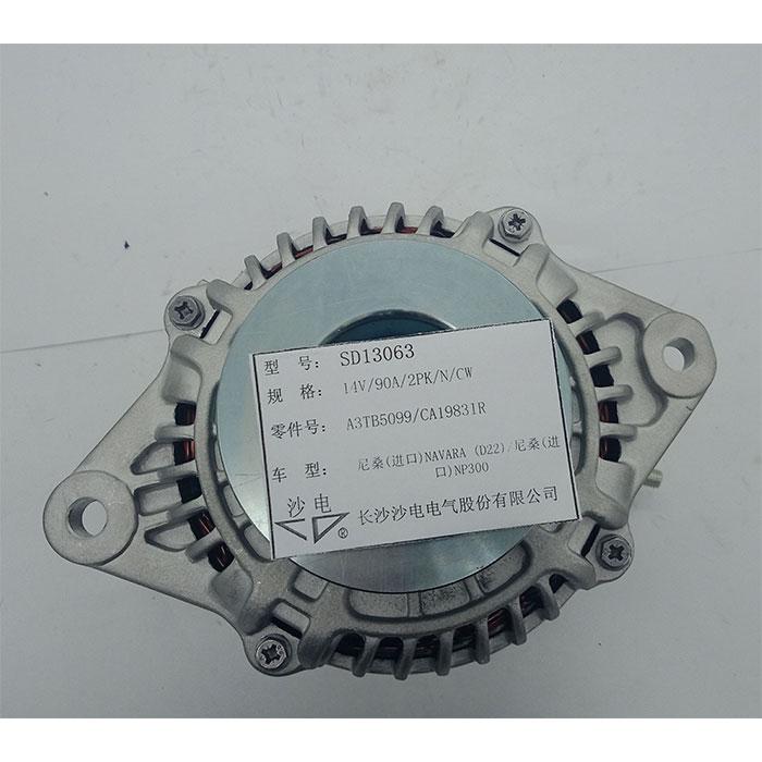 尼桑發電機廠家CA1983IR,A003TB5099,23100VK010,SD13063