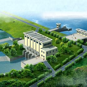 电排站泵站自动化系统