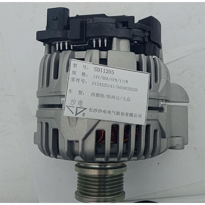 波罗1.4 TDI发电机价格0124325141,DRA0941