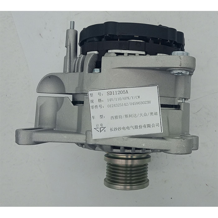 Cordoba 1.4TDI发电机CA2065IR,0124325142,SD11205A