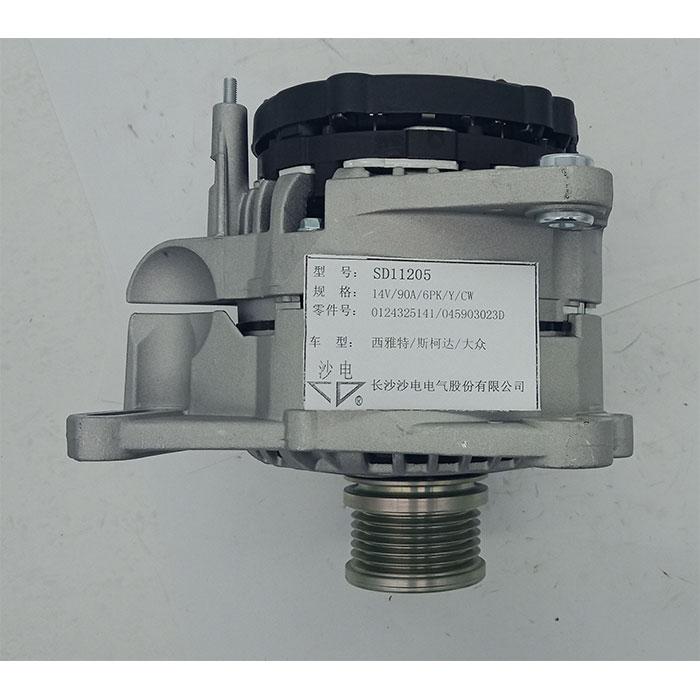 Roomster晶锐1.4 TDI发电机045903023D,CA2064IR,SD11205