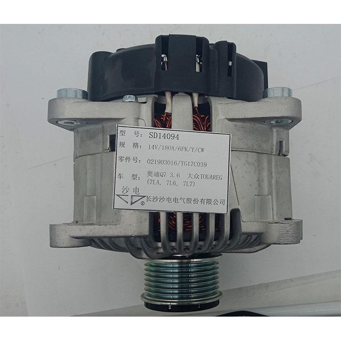 奧迪Q7 3.6發電機021903016,LRA03230,TG17C039,SD14094