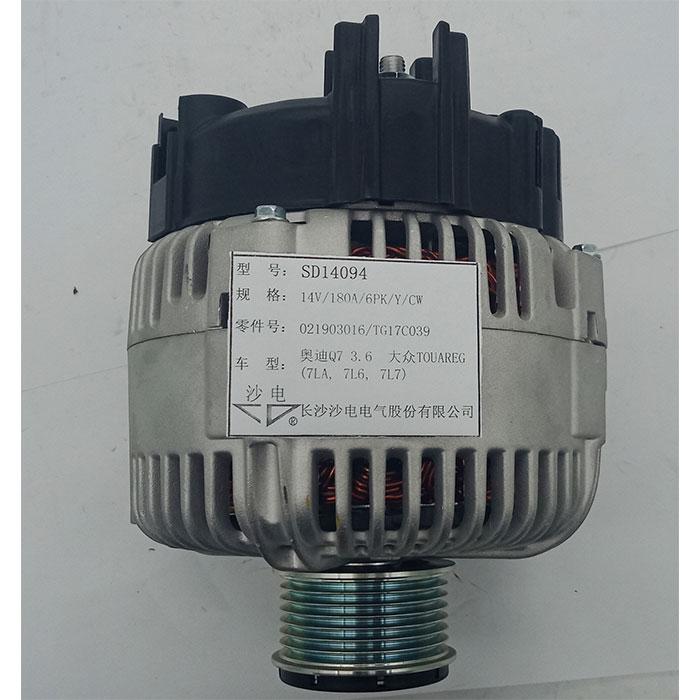 途銳3.6 V6 FSI發電機95560311700,439624,440184,SD14094