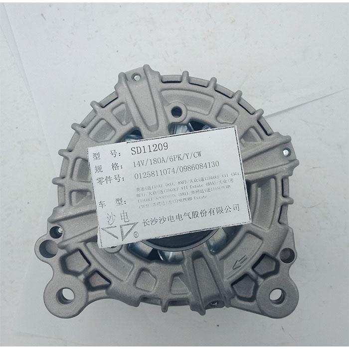 奧迪A1 1.4 TFSI發電機價格0125811074,DRA1553