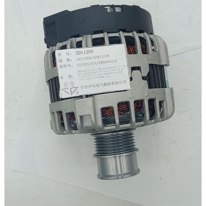 奥迪A1 1.4 TFSI发电机价格0125811074,DRA1553