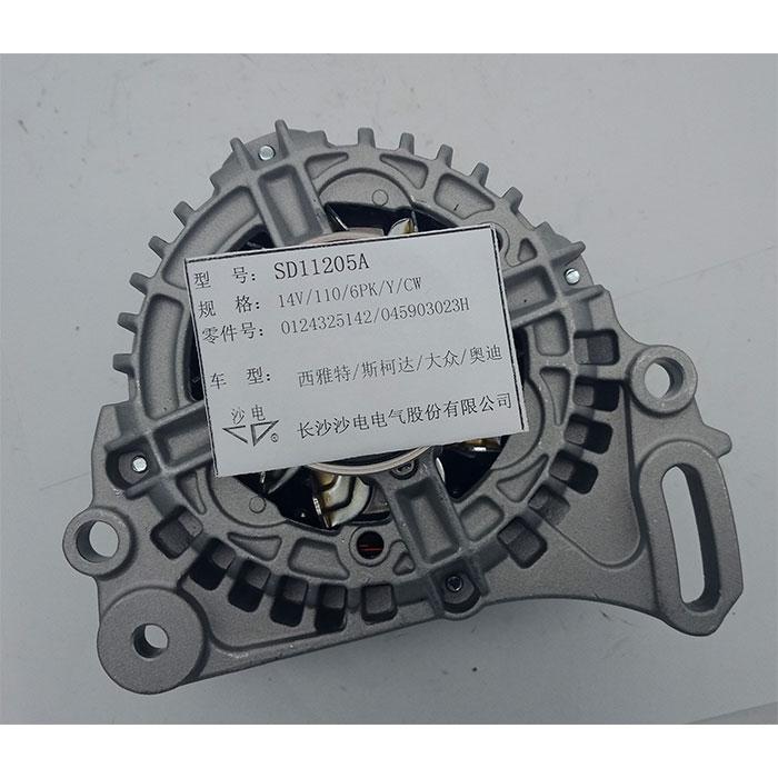 Praktik Roomster 1.4 TDI发电机DRA0942,LRA03403,115714