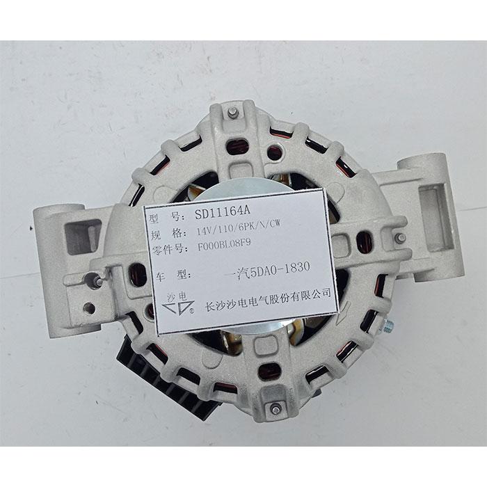 奔騰X80發電機F000BL08F9奔騰B70 B90發電機SD11164A