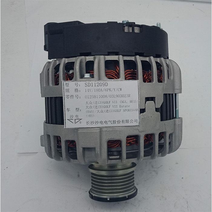 高尔夫1.6 2.0发电机价格0125811035,03L903023M,SD11209D