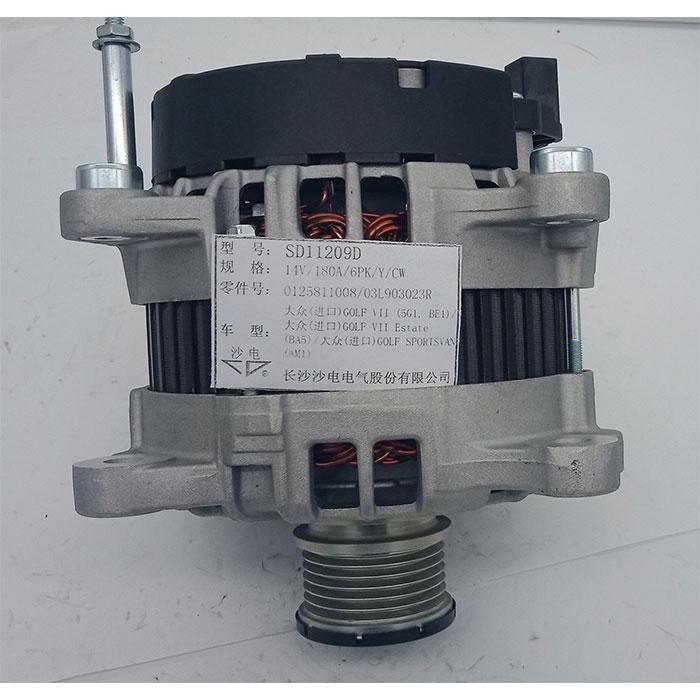 明锐1.6 2.0TDI发电机价格0125811008,LRA03678