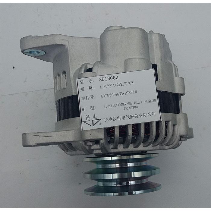 Nissan alternator CA1983IR,23100VK010,A003TB5099