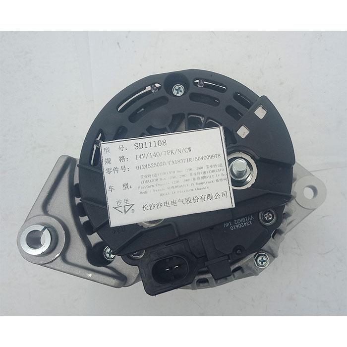 Daily alternator CA1837IR 0124525020 504009978