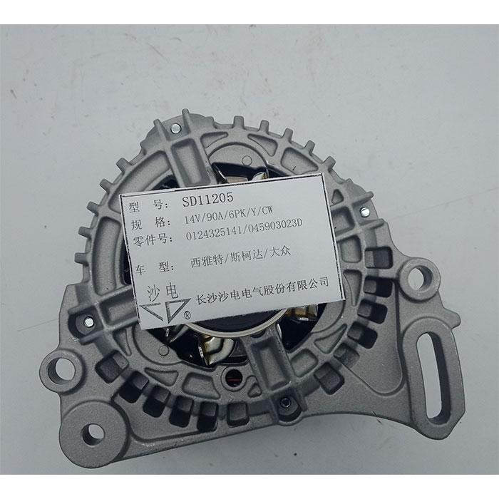 VW Polo 1.4 1.9 alternator 0124325141 045903023D