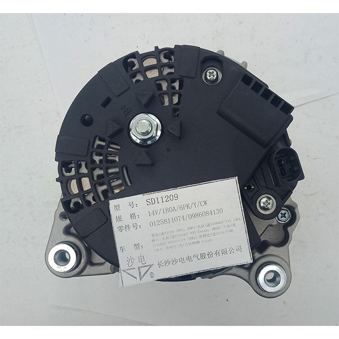Superb 1.4 TDI alternator 04E903021P,0125811074
