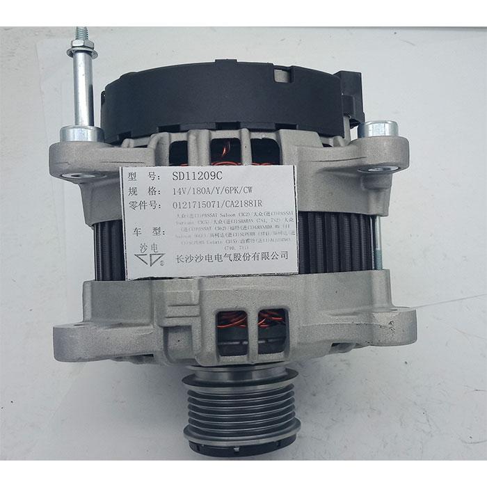 Superb 1.6 TDI alternator 0121715171 0125811027