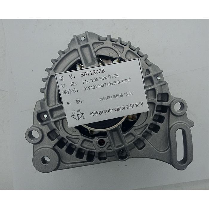 Skoda 1.4 TDI alternator 045903023C 0124315037