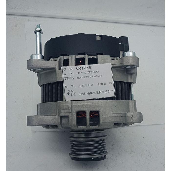 Passat 2.0 TDI alternator 0125811036 03L903023R