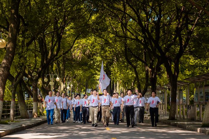 安徽师范大学84级某班三十周年聚会