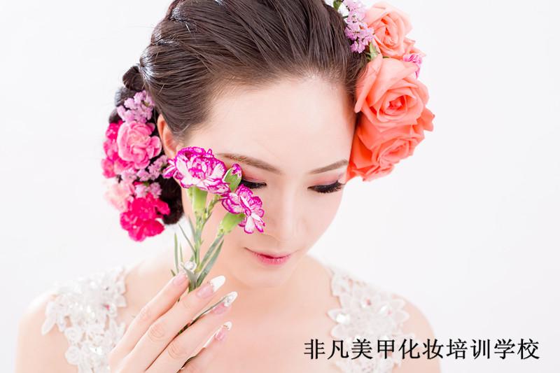 化妆作品 1
