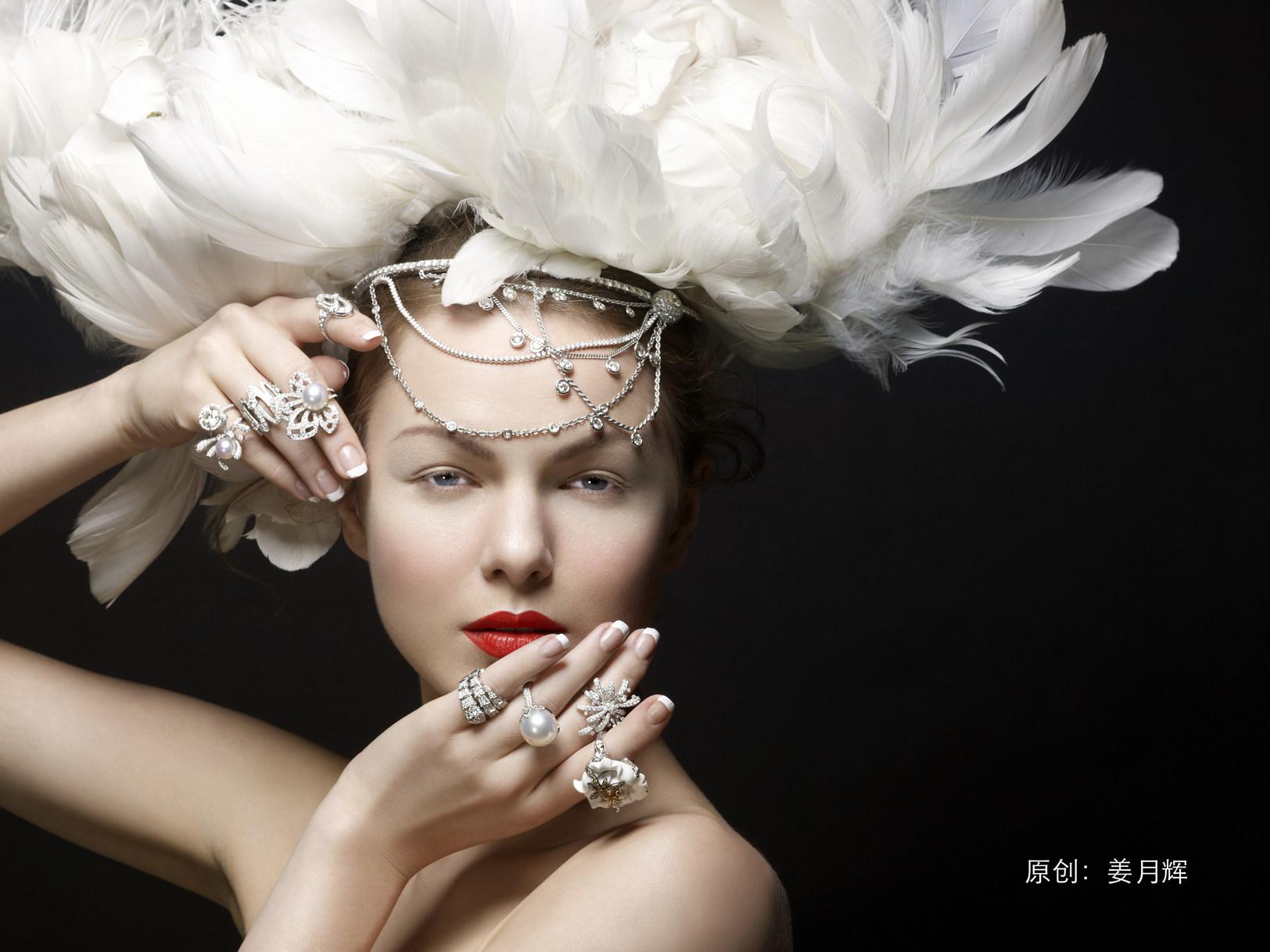 时尚妆发造型系列1