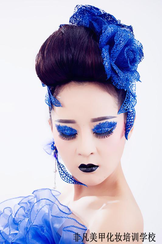 化妆作品 23