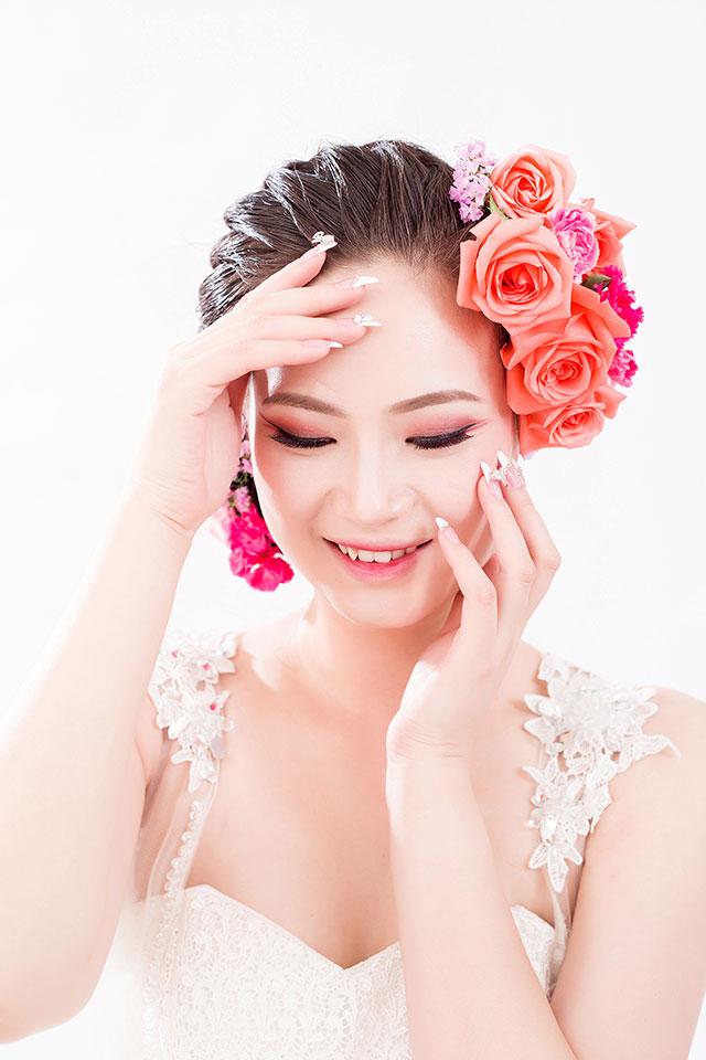 化妆作品 14