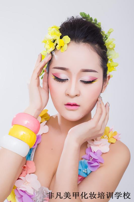 化妆作品 18