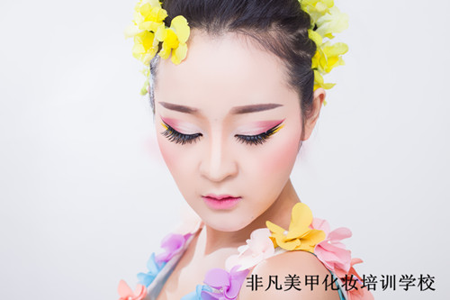 化妆作品 21