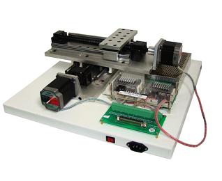 二维运动控制平台WSN- PLCO2