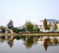 衡阳白鹭湖拓展基地