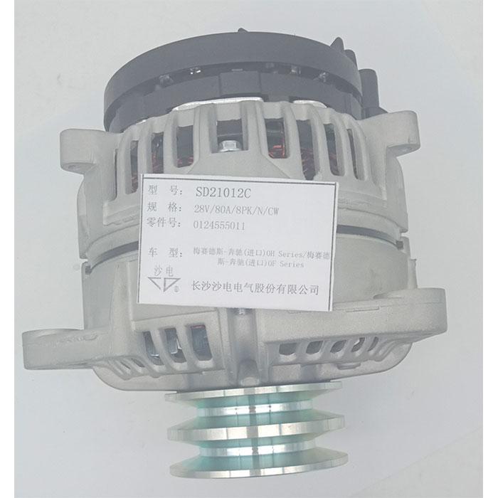奔馳發電機0124555011,A0131545002,SD21012C
