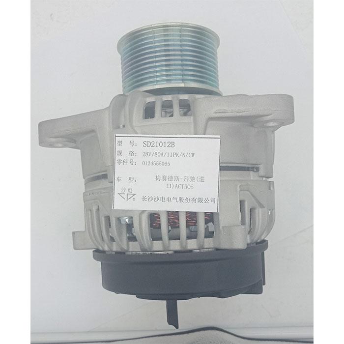 奔驰发电机0124555065,A0131547802,SD21012B,A0141545302