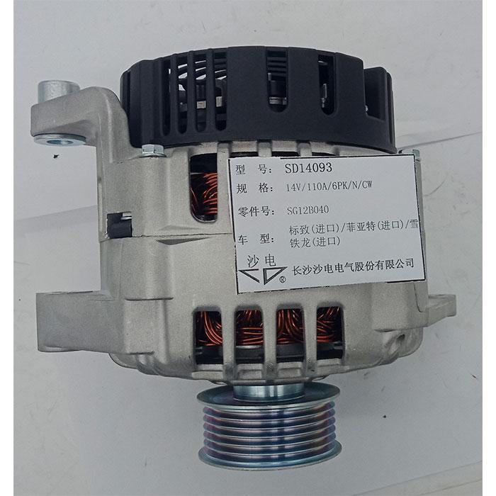 標志發電機5702C0,5705AF,5705EV,SG12B040