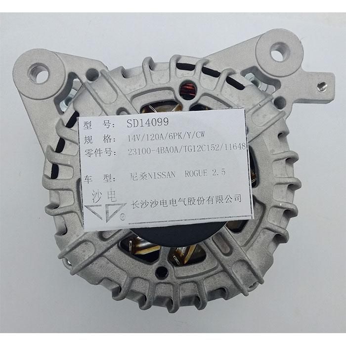 alternator 231004BA0A TG12C152 11648