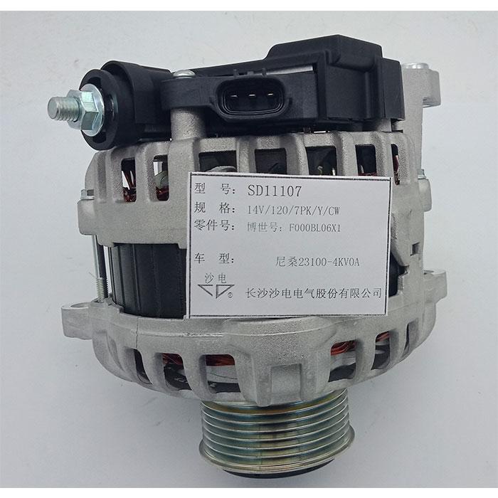 尼桑發電機F000BL06X1,F000BL06Z4,231004KV0A,SD11107