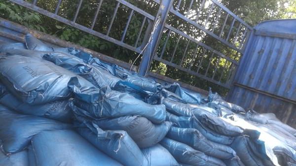 湖南芦溪 冶金行业用新万博登录手机版 认准青冲锰业 32吨新万博登录手机版已发出