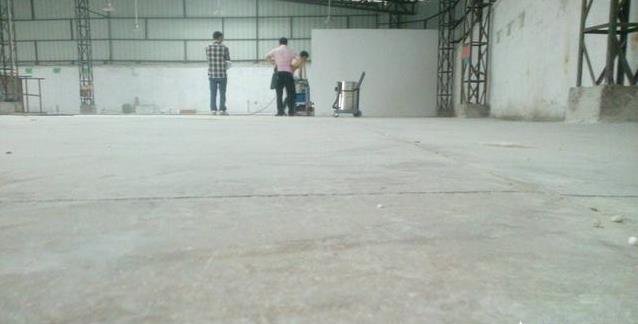 混凝土地坪地面起灰起砂的问题该如何解决?
